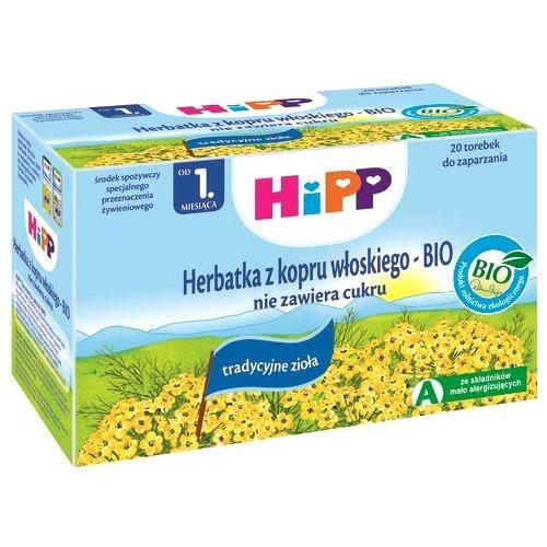 HiPP BIO Herbatka z kopru włoskiego