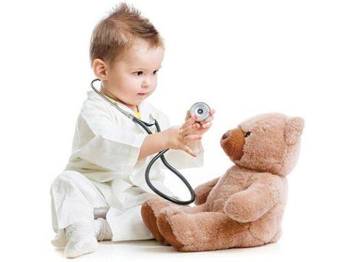 Czy iść z kolką niemowlęcą do lekarza?