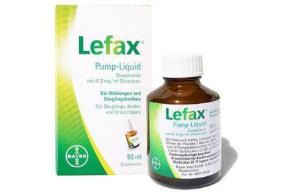 Butelka oryginalnego Lefaxu