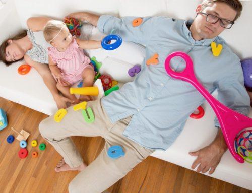 Jak przetrwać kolkę niemowlęcą?