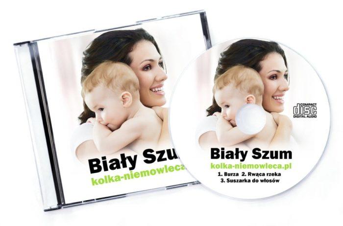 Płyta audio CD Biały Szum