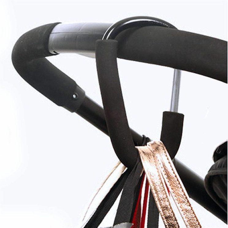 Uchwyt na rączkę wózka