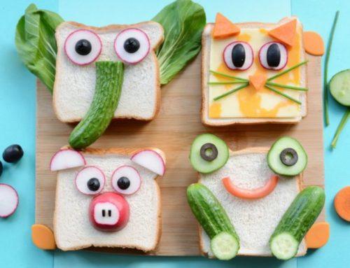 21 dań z warzyw i owoców, którym nie oprze się żadne dziecko